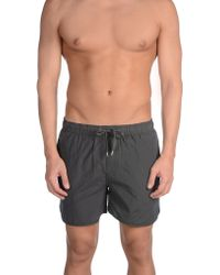 American Vintage - Swimming Trunk - Lyst