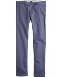 J.Crew Brokenin Chino in Urban Slim Fit - Lyst