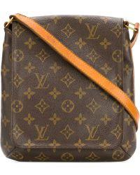 Louis Vuitton | Musette Salsa Leather Shoulder Bag | Lyst