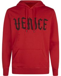 Diesel Red Venice Sweater - Lyst