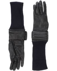 Diesel Black Gold Gloves - Lyst