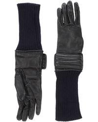 Diesel Black Gold Gloves - Lyst