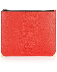 Alexander Wang Chinese New Year Edition Prisma Flat Pouch - Lyst