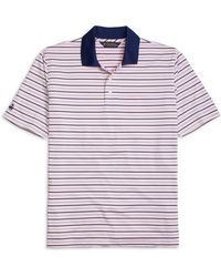 Brooks Brothers St Andrews Links Multistripe Polo Shirt - Lyst