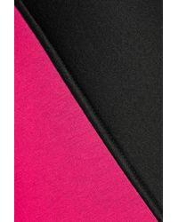Marni - Two-tone Neoprene-jersey Sweatshirt - Lyst