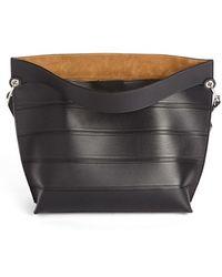 Loewe | Calfskin Leather Shoulder Bag | Lyst