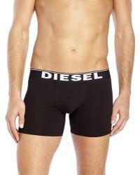 Diesel 3-Pack The Essential Long Boxers - Lyst