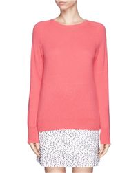 Equipment Sloane Cashmere Crew Sweater - Lyst