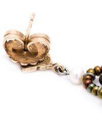 Ziio - 'Murano' Glass Bead Earrings - Lyst
