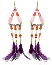 Anita Quansah London - Diaz Earrings - Lyst
