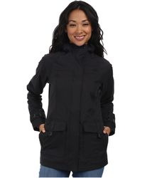 The North Face Black Carli Jacket - Lyst