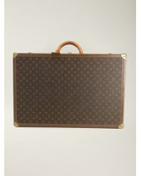 Louis Vuitton Monogram Alzer 70 Suitcase - Lyst
