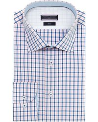 Tommy Hilfiger Johny Regular Fit Check Shirt - Lyst
