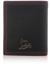 Christian Louboutin Paros Leather Bifold Wallet - Lyst