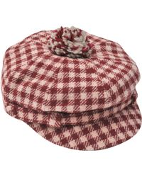 Stetson - Coppell Plaid Cap - Lyst