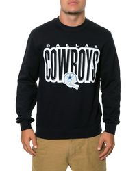 Mitchell & Ness The Dallas Cowboys Sweatshirt - Lyst