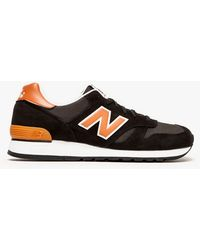New Balance Made in Uk 670 in Black - Lyst