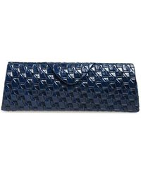 Corinne Mccormack - Triangle Reading Glasses Case - Navy - Lyst
