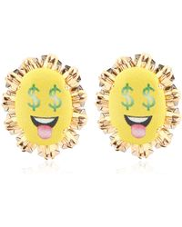 Bijoux De Famille - Be Cash Stud Earrings - Lyst