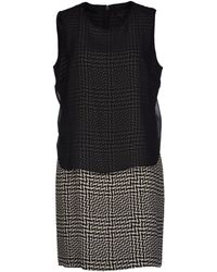 Rag & Bone Short Dress - Lyst