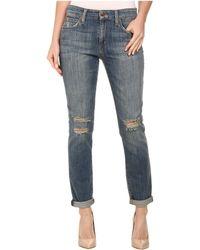 Joe's Jeans Collector'S Edition Boyfriend Slim Ankle In Navi - Lyst
