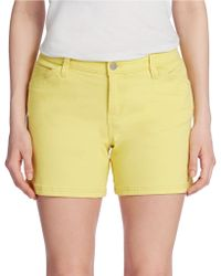Calvin Klein Jeans Five Pocket Shorts - Lyst
