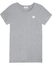 Acne   Kolbe Face T-shirt   Lyst