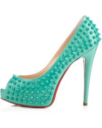 Christian Louboutin Vendome Spikes - Lyst