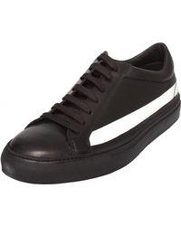 Comme Des Garçons Erik Schedin Line Sneakers Black - Lyst