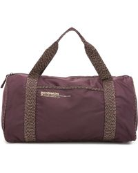 Bensimon - Duffel Bag - Prune - Lyst
