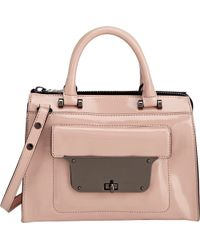 MILLY - Piper Small Satchel - Lyst