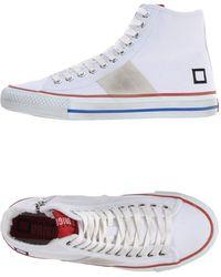3429d56c D.A.T.E. Originals - High-tops & Sneakers - Lyst