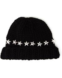 Wool And The Gang | Knitted Star Beanie Hat | Lyst