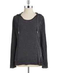 Calvin Klein Performance Hooded Performance Top - Lyst