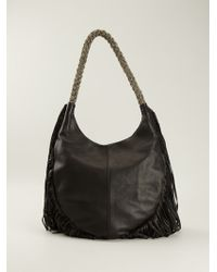 Barbara Bonner - Fringe Shoulder Bag - Lyst