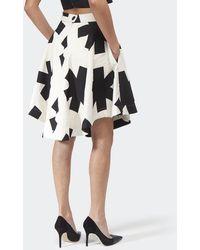 Vivienne Westwood Anglomania - Hydra Printed Skirt - Lyst