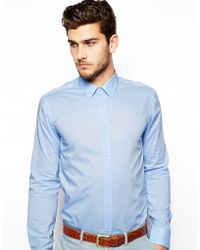 Hugo Boss Hugo By Shirt in Slim Fit - Lyst