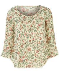 Denim & Supply Ralph Lauren - Gabrielle Floral Blouse - Lyst