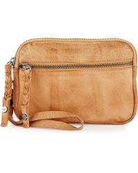Day & Mood - Clive Leather Clutch Bag - Lyst