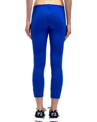Y-3 Womens Leggings - Lyst