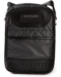 Diesel New Fellow Shoulder Bag - Lyst