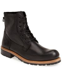 Andrew Marc 'Bayside' Plain Toe Boot - Lyst