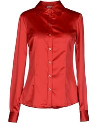 John Galliano Shirt - Lyst