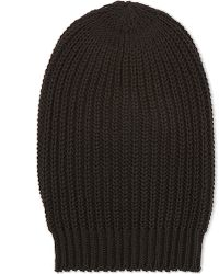 Rick Owens Egyptian Slouch Hat Black - Lyst