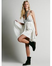 Free People W Sunray Dress - Lyst