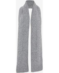 Christopher Fischer Exclusive Cable Knit Oversized Scarf - Lyst