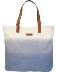 Becksöndergaard - Canvas O-Wishful Tote Bag - Lyst