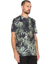 Clover Canyon - Night Palms Tee - Lyst