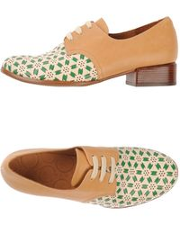 Chie Mihara Lace-Up Shoes - Lyst