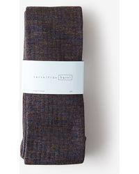 Hansel From Basel Rib Wool Tights - Lyst